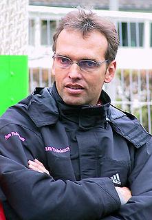 Olaf Ludwig East German racing cyclist