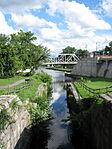 Old Erie Canal Lock Eastern Mohawk River area NY 8757 (4854462398).jpg