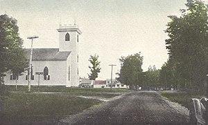 Canaan, New Hampshire