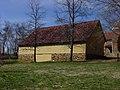 Old Salem barn in Spring - panoramio.jpg