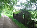 Old shed, Cardon. - geograph.org.uk - 16651.jpg