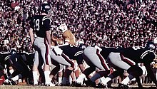 Description de l'image  Ole Miss vs Tennessee 1969 (4233310964).jpg.