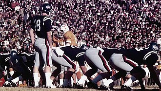 Archie Manning - Manning during his time at Ole Miss