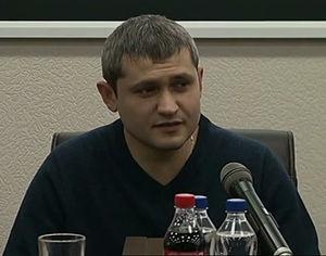 Oleh Omelchuk - Oleh Omelchuk in 2013
