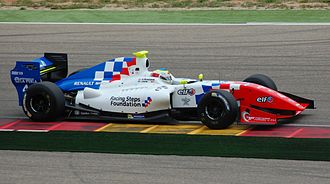 Oliver Rowland - Oliver Rowland in Motorland Aragon 2014