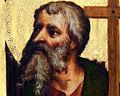 Oltář třeboňský, sv. Filip (detail).jpg