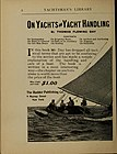 On yacht etiquette - courtesies, discipline, ceremonies, and routine for any and all circumstances; duties of officers, etc. (1903) (14791064923).jpg