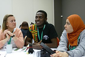 Opening session of Learning days at WMCON2018 11.jpg