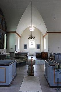 Oppmanna kyrka - Wikiwand