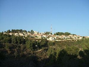 Ora, Israel - Ora in 2007