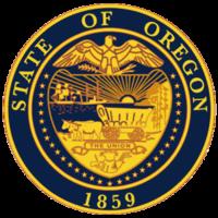Oregon seal.png Stato