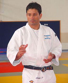 Oren Smadja Israeli judoka