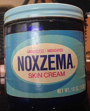 Noxzema - Original Noxzema cobalt blue jar
