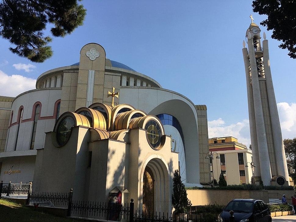 Orthodox Church Tirana 2016 albania