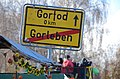Ortstafel Gorleben - Gortod.jpg