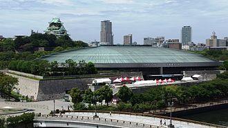 Osaka-jō Hall - Osaka-jō Hall