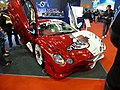 Osaka Motor Show 2017 (152) - tuned Mitsuoka Orochi (ABA-MSP1) with SPHERELIGHT.jpg