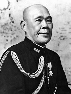 Osami Nagano fleet admiral in the Imperial Japanese Navy