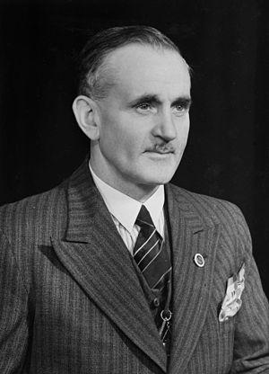 Oscar Mathisen - Mathisen in 1938