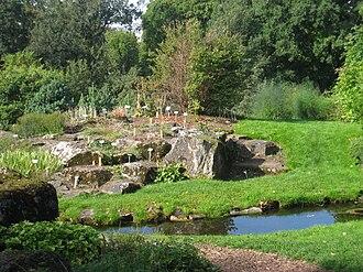 University Botanical Garden (Oslo) - Image: Oslo Botanical Garden IMG 8967