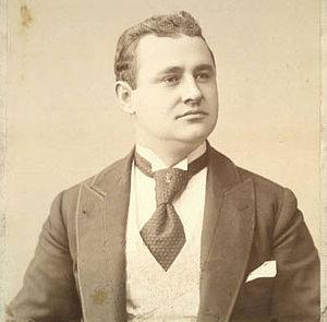 Otis Harlan - Harlan circa 1892