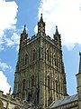 Outside Gloucester Cathedral - geograph.org.uk - 1736604.jpg