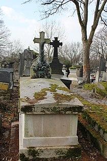 Père-Lachaise - Marie Louis Gaston Boissier 01.jpg