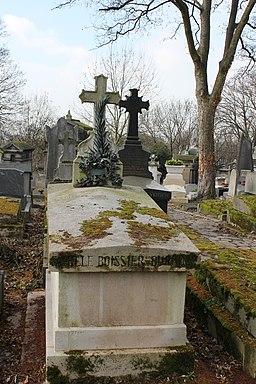 Père-Lachaise - Marie Louis Gaston Boissier 01