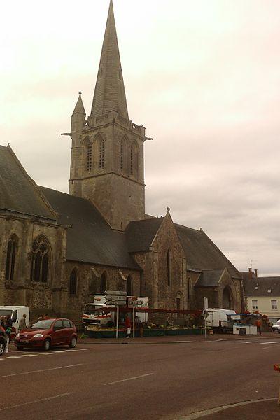 Photo de l'église de fr:Périers