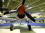 P-40 Kittyhawk at RAF Museum London Flickr 4606856717.jpg