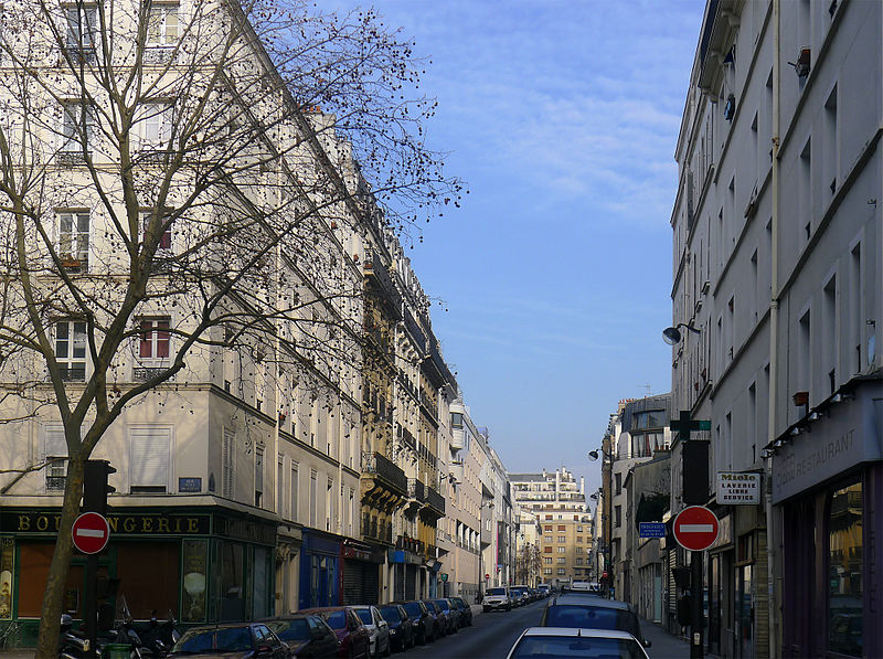 Fichier:P1080381 Paris XI rue de la Folie Régnault rwk.jpg