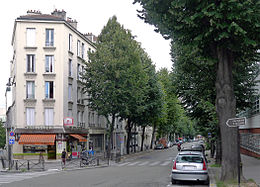 image illustrative de l'article Rue Sorbier