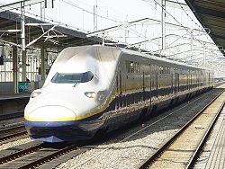 E4系「Maxとき」(高崎駅)