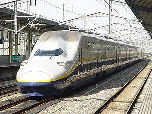 Jōetsu Shinkansen - Image: P14 Max Toki 321 Takasaki 20060115