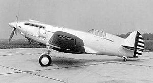 Curtiss P-36 Hawk - Curtiss YP-37