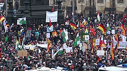 PEGIDA Demo DRESDEN 25 Jan 2015 116227104.jpg