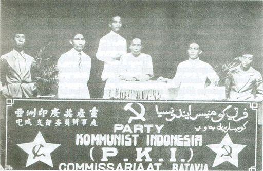 PKI-1925-Commisariate Batavia