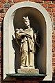 PL-PK Rzeszów, kościół świętych Wojciecha i Stanisława. figura świętego Jana Nepomucena 2016-08-30--10-27-28-001.jpg