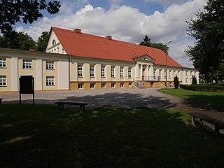 Krajenka Place in Greater Poland Voivodeship, Poland