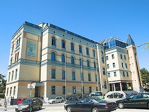 University of Opole - Image: PL Opole collegiummaius