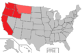 Pacific Coast Conference map.PNG
