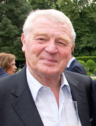 Norton-sub-Hamdon - Paddy Ashdown