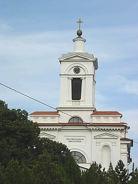 Padina, Slovak Evangelical church.jpg