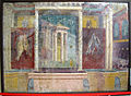 Paesaggio architettonico con santuario di venere anadiomene, da casa pompeiana VI, is. occ. 41, I sec ac. 8594, 01.JPG