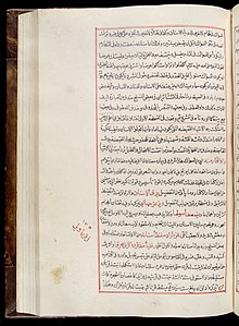 Page from an Arabic Text Wellcome L0033667.jpg