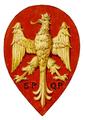 Palermo-Stemma Palazzo delle poste e telegrafi Firenze.png