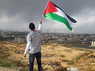 Flag of Palestine - Image: Palestine, Jordan (Unsplash)