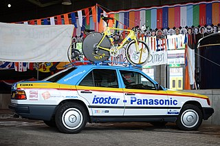 Panasonic (cycling team) professional cycling team in the Netherlands