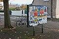 Panneau d'affichage libre rue des Grandes Pierres Couvertes à Chartres.jpg