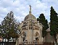 Panteó al cementeri general de València, obra de José María Cortina Pérez.JPG